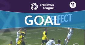 Penalty: Lierse 2 - 0 Lommel United, 38' JOACHIM