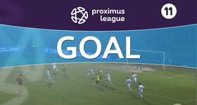 Goal: Lierse 3 - 0 Lommel United, 49' MASIKA