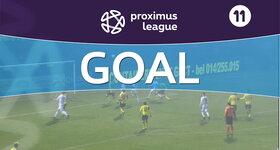Goal: Lierse 5 - 1 Lommel United, 90' NEVEN