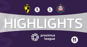 Lierse 5 - 1 Lommel United