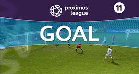 Goal: Lommel United 1 - 1 Roulers, 62' MALETIC