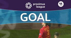 Goal: OH Louvain 1 - 2 AFC Tubize, 53' LAURENT