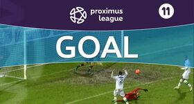Penalty: OH Louvain 1 - 3 AFC Tubize, 74' DIALLO