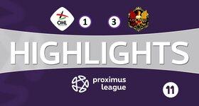 OH Louvain 1 - 3 AFC Tubize