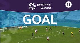 Goal: Cercle Bruges 0 - 1 Royal Antwerp : 67', Buyl