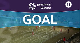 Goal: AFC Tubize 1 - 0 Lommel United : 20', Garlito