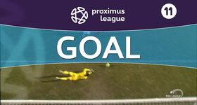 Goal: AFC Tubize 2 - 0 Lommel United, 61', Da Silva Camargo