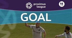 Goal: Lierse 0 - 1 Cercle Bruges : 58', Kis