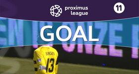 Goal: Lierse 1 - 1 Cercle Bruges : 79', Buysens
