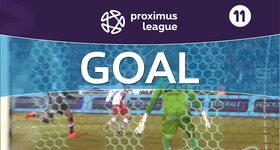 Goal: Royal Antwerp 1 - 0 OH Louvain : 37', Dierckx