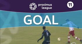 Goal: Royal Antwerp 2 - 0 OH Louvain : 73', Dom