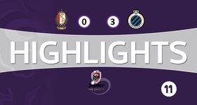 Standard 0 - 3 FC Bruges