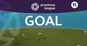 Goal: Roeselare 0 - 1 Union Saint Gilloise, 64' DA SILVA