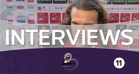 Interviews Standard (Standard - FC Bruges)