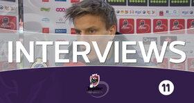 Interviews FC Bruges (Standard - FC Bruges)