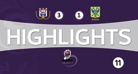 Anderlecht 3 - 1 Saint-Trond