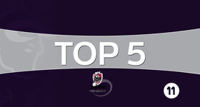Jupiler Pro League - TOP 5 (Journée 22)