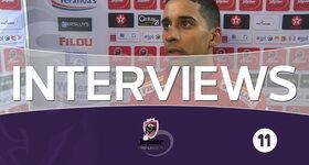 Interview Ostende (Ostende - Charleroi)