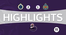 FC Bruges 2 - 1 Waasland-Beveren
