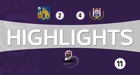 Westerlo 2 - 4 Anderlecht