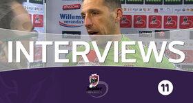 Interview Charleroi (Ostende - Charleroi)