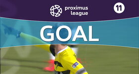 Goal: OH Louvain 0 - 1 Lierse: 16', Buysens