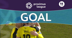 Goal: OH Louvain 0 - 2 Lierse: 33', De Belder