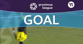 Goal: OH Louvain 0 - 3 Lierse: 36', Masika