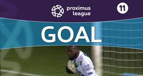 Goal: OH Louvain 1 - 3 Lierse: 67', Loemba