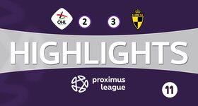 OH Louvain 2 - 3 Lierse