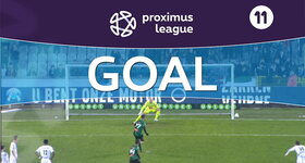 Goal: Cercle Bruges 2 - 1 Roulers : 70', Yagan, penalty