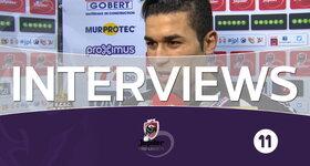 Interview Charleroi (Charleroi - Zulte-Waregem)