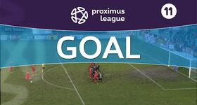 Goal: AFC Tubize 2 - 2 Royal Antwerp : 62', Da Silva Camargo
