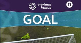 Goal: AFC Tubize 2 - 3 Royal Antwerp : 82', Dierckx