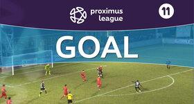 Goal: AFC Tubeke 2 - 4 Royal Antwerp : 90'+2, Owusu