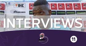 Interviews La Gantoise - FC Bruges (La Gantoise)