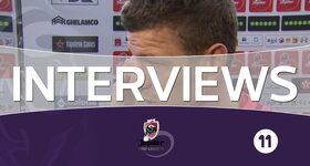Interviews La Gantoise - FC Bruges (FC Bruges.