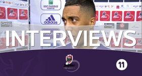 Interviews Anderlecht - Standard (Anderlecht)