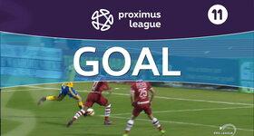 Goal: Union Saint Gilloise 1 - 1 Royal Antwerp : 65', Rajsel