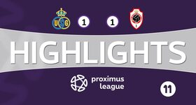 Union Saint Gilloise - Royal Antwerp