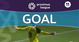 Goal: Lierse SK 1 - 0 AFC Tubeke : 57', De Belder