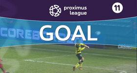 Goal: Lierse SK 2 - 0 AFC Tubeke : 58', Joachim