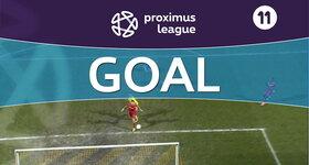 Goal: Lierse SK 3 - 0 AFC Tubeke : 75', De Belder