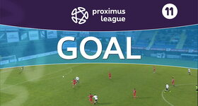 Goal: Roulers 1 - 0 OH Louvain: 31', Stevance
