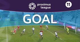 Goal: Roeselare 1 - 1 OH Leuven : 37', Kostovski