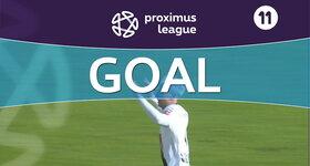 Goal: Roeselare 2 - 1 OH Leuven : 83', Jakolis
