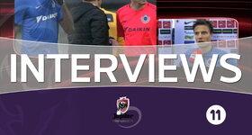 Interview FC Bruges (FC Bruges - Charleroi)