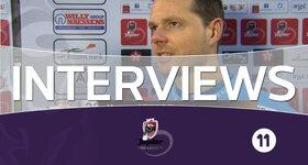 Interview Zulte-Waregem (Zulte-Waregem - La Gantoise)