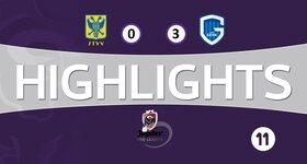 Saint-Trond 0 - 3 Genk