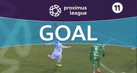 Goal: OH Louvain 1 - 1 Lommel United : 18', Storm